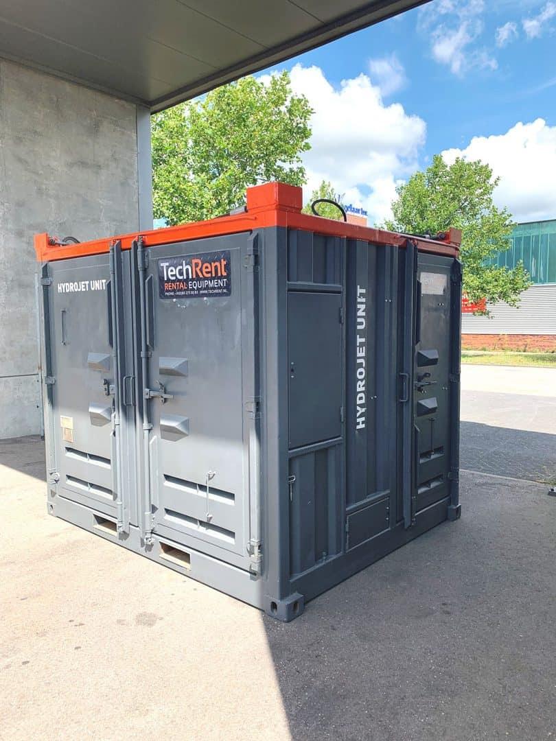 container techrent