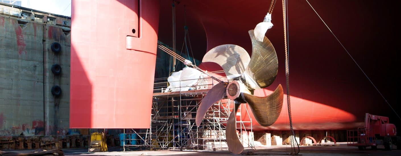 banner lifting & rigging hero-ship-propulsion